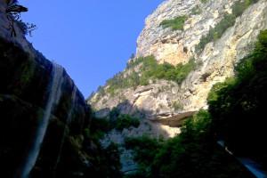 Знаменитые водопады Чегема