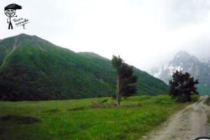 Дорога ведет к Тихтенгену