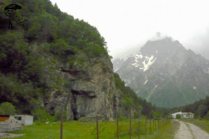 Тихтенген и турбаза Чегем