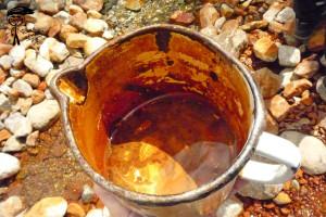Газированная вода из нарзана у Тихтенгена