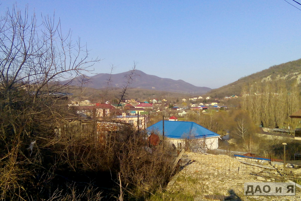 Весенняя Архипо-Осиповка